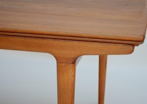 Johannes Andersen Danish modern dining table
