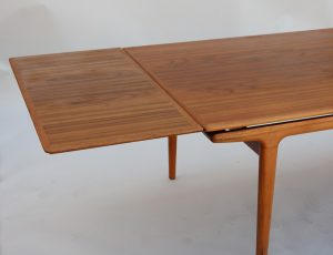 Johannes Andersen teak dining table