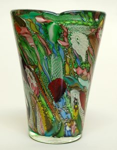 AVEM Tutti Frutti Vase end of day.