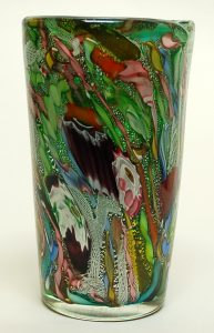 Detail of AVEM Tutti Frutti Vase