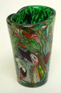 Top view of AVEM Tutti Frutti Vase.