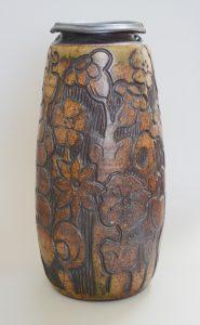 Andrew Bergloff ceramic vase.