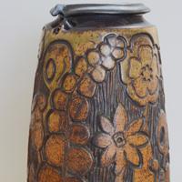 Monumental Andrew Bergloff Vase