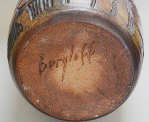 Andrew Bergloff signature.