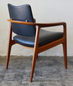 Sigvard Bernadotte chair for John Stuart