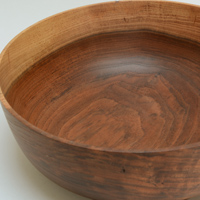 Dale Chase Walnut Bowl