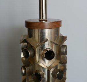 Industrial cutter lamp