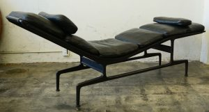 Eames chaise lounge for Herman Miller