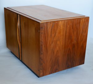 John Kapel cabinet side view