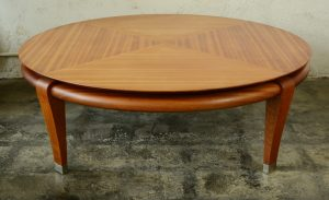 Paul Laszlo mahogany coffee table