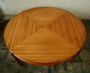 Paul Laszlo mahogany coffee table top