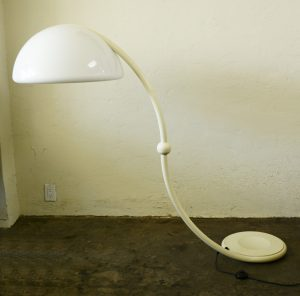 Martinelli Luce Serpente Lamp