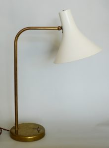 Nessen Studios lamp.