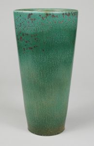 Gunnar Nylund porcelain vase for Rorstrand.