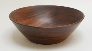 Bob Stocksdale mahogany bowl