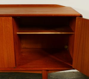 Right side cabinet of Alf Aaseth credenza