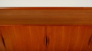 Top of Alf Aaseth credenza