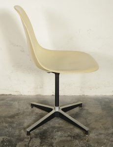 Early Eames PSC with the 671 ottoman base