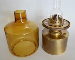 A/B Markaryd kerosene oil lamp by Hans-Agne Jakobsson