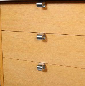 George Nelson desk drawer
