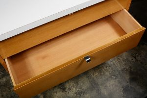 George Nelson desk drawer