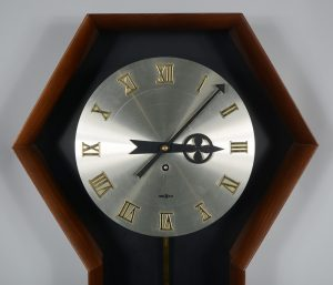 Arthur Umanoff wall clock for Howard Miller