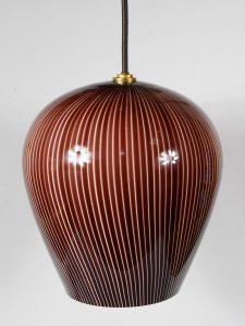 Paolo Venini glass pendent