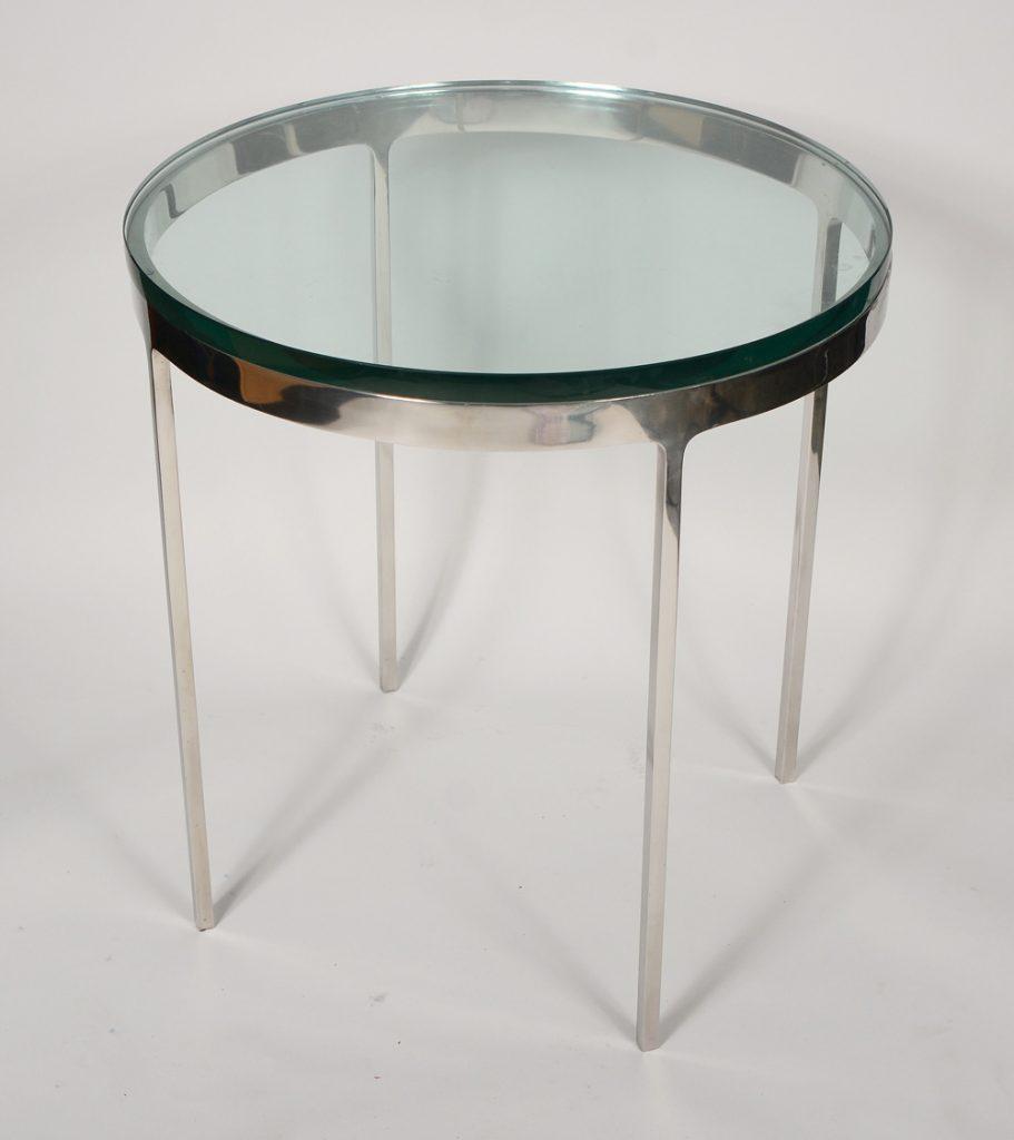 Nicos Zographos Side Tables
